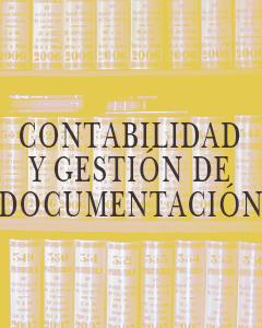 CONTABILIDAD Y GESTIÓN DE DOCUMENTACIÓN