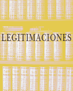 LEGITIMACIONES
